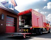 Zwei neue GW-Transport für Löscheinheiten Breberen und Stahe-Niederbusch