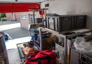 31.08.2015 FF Gangelt GW-Transport