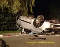 Verkehrsunfall auf der L561 in Höhe Osterloh
