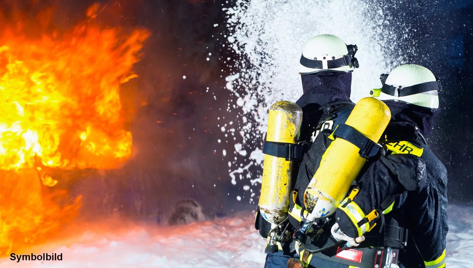 Feuerwehr-News.com Meldung Feuer