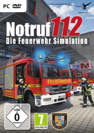 Notruf 112 Packshot