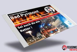 Websitenvorstellung Feuerwehr Bad Pyrmont