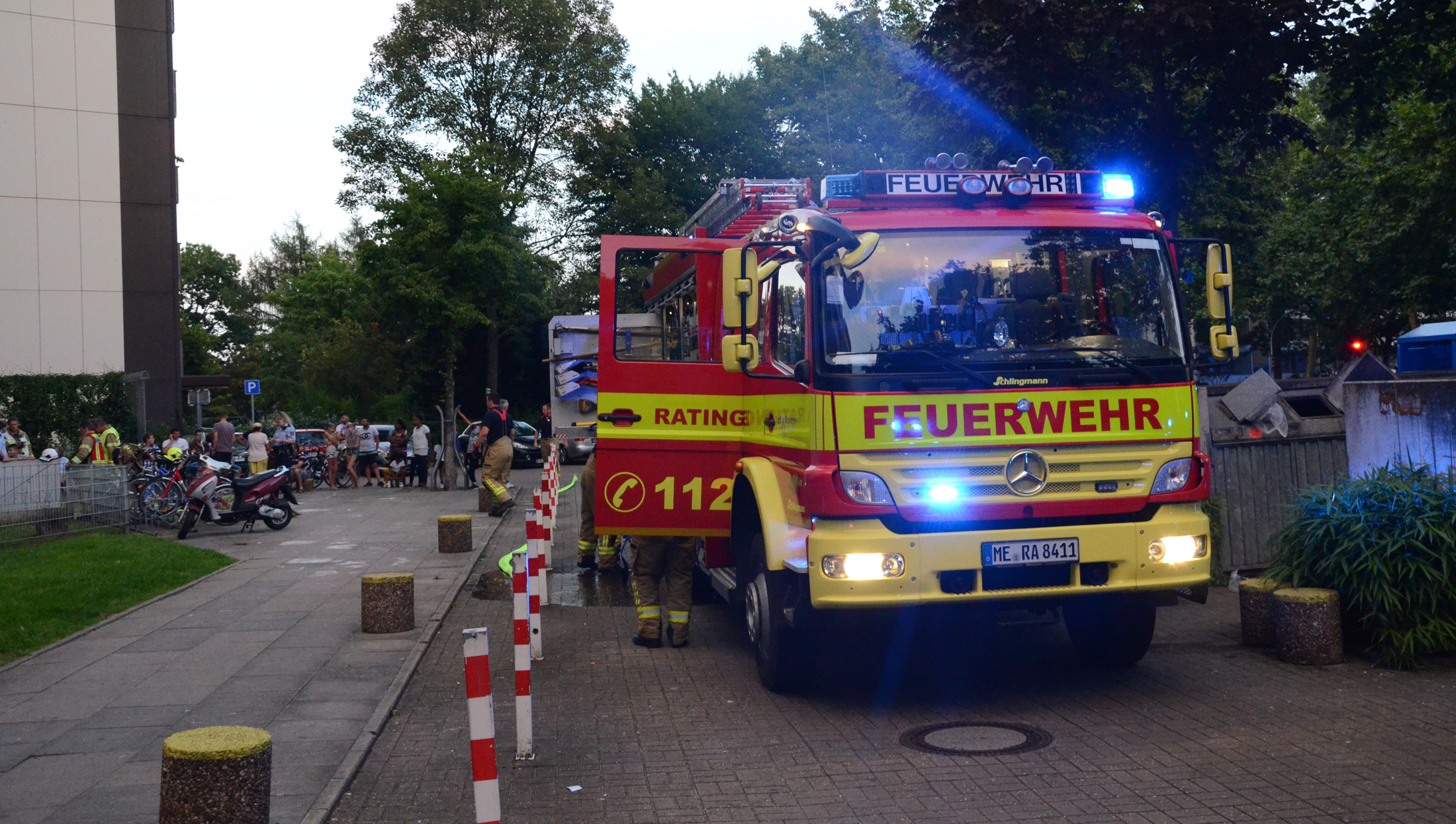 22.08.2015 Kellerbrand Ratingen-West