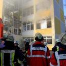 Klassenraumbrand in Essen