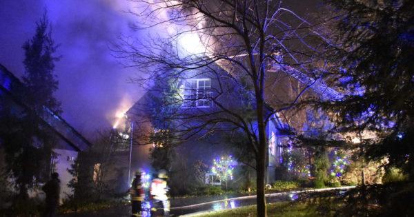 Dachstuhlbrand Dortmund