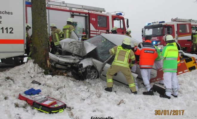 Verkehrsunfall Bad Pyrmont