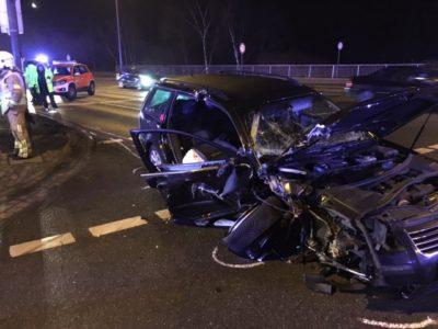 Verkehrsunfall Hannover-Stöcken