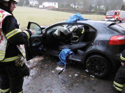 Verkehrsunfall Herdecke
