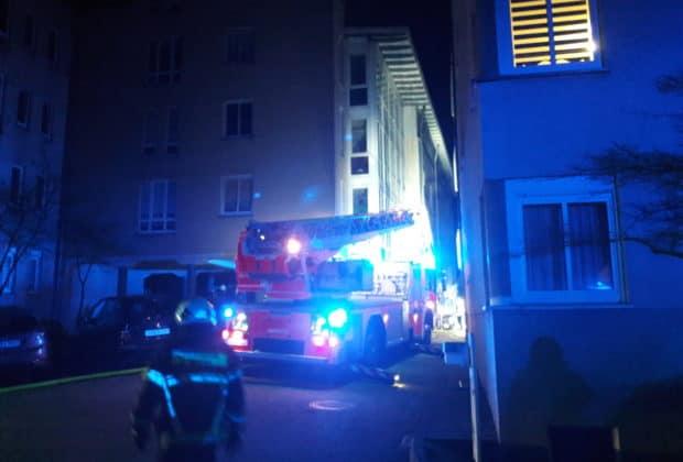 Wohnungsbrand Witten