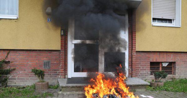 Fernseherbrand Arnsberg