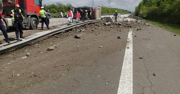 Verkehrsunfall AK Alzey